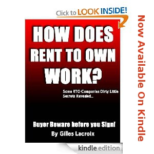 How Does Rent To Own Works